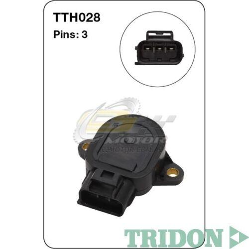 VZN172 04//05-3.4L  DOHC  Petrol TRIDON TPS SENSORS FOR Toyota Hilux VZN167
