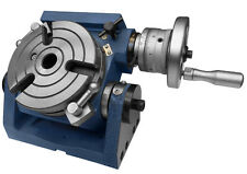 """Rotary Table Tilting Table 4""""/100mm MT-2 - TVM"""