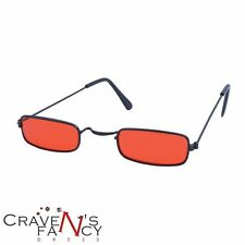 Dracula Vampire Shades Halloween Fancy Dress Costume Outfit Accessory Glasses