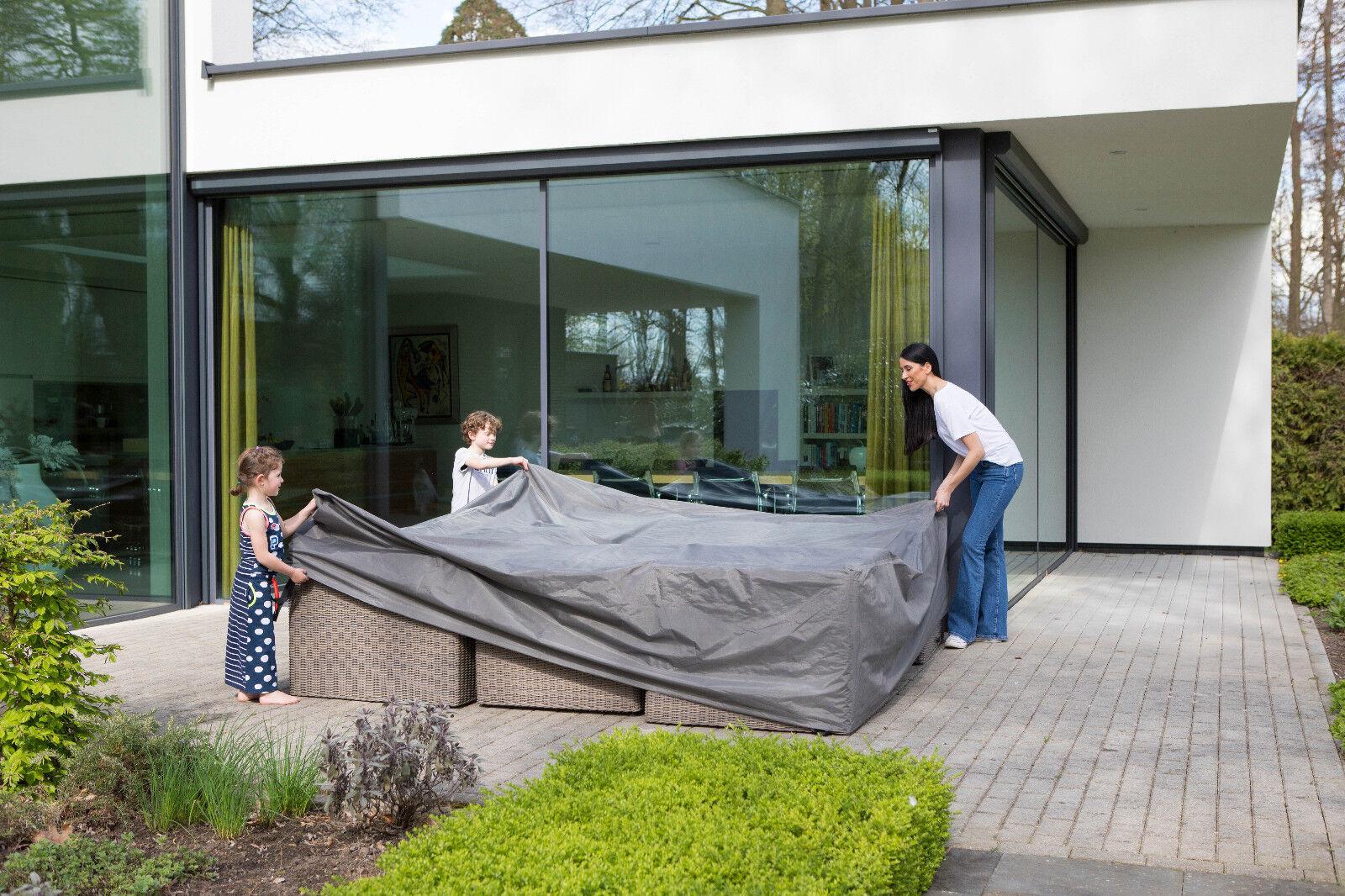 Premium Schutzhülle für Loungegruppen 320x275x80cm     | Verschiedene Arten Und Die Styles
