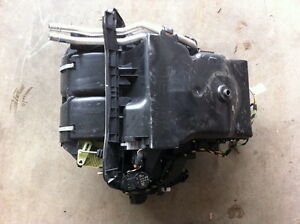 Bmw Complete Climate Case Assembly E46 M3 Control Heat Ac