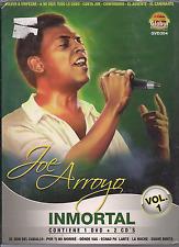 Promo only video 80s Joe Arroyo 2CD+DVD A MI DIOS TODO LE DEBO echao pa lante