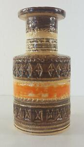Vase aus Keramik, Design Von Aldo Londi Um Bitossi Modell Sahara