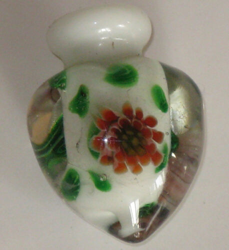 glass handicraft lampwork glass snuff bottle  B2