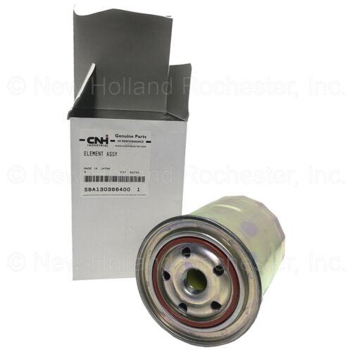 New Holland Fuel Filter Part # SBA130366400