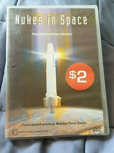Nukes-in-SPACE-DVD-Narrated-by-William-Shatner-NEW-SEALED-c6