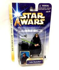 "STAR WARS  Luke Skywalker Jedi Robes 3.75"" action figure, THE BEST LUKE? RARE"