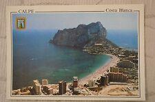 "CPM "" CALPE ( Alicante ) - Costa Blanca"