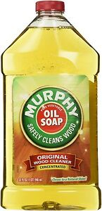 Murphy Oil Soap Concentrate Liquid Wood Furniture Cleaner Bottle