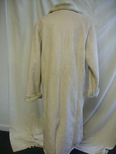 Ladies Cream Size Soft 63 Acrylic unbranded Coat Lining Lovely 2390 16 pfqxrpU