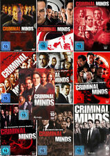 Criminal Minds - Die komplette 1. - 10. Staffel                     | DVD | 444