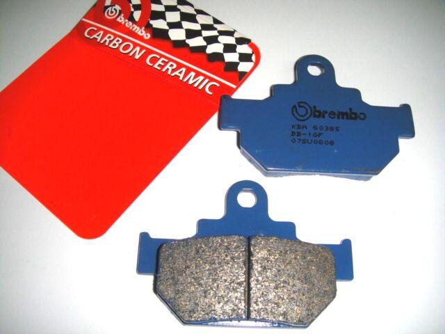 Brake Pads BREMBO 07SU0808 Front Suzuki 125 Rg Wolf From 1992
