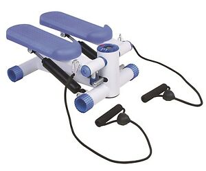 Mini-Stepper-LED-Disp-Legs-Thigh-Arms-Bum-Fitness-Workout-Exercise-Machine-159T