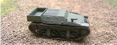 MGM 080-015 1//72 Resin WWII German 15cm sFH Sdkfz 135//1 f Lorraine