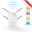 AC-1200Mbps-Dual-Band-WiFi-Repeater-Range-Extender-Signal-Booster-Network-Router thumbnail 1