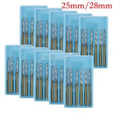 Dental Surgical Zekrya Carbide Tungsten Bone Cutters Finishing Fg Bur 25mm28mm