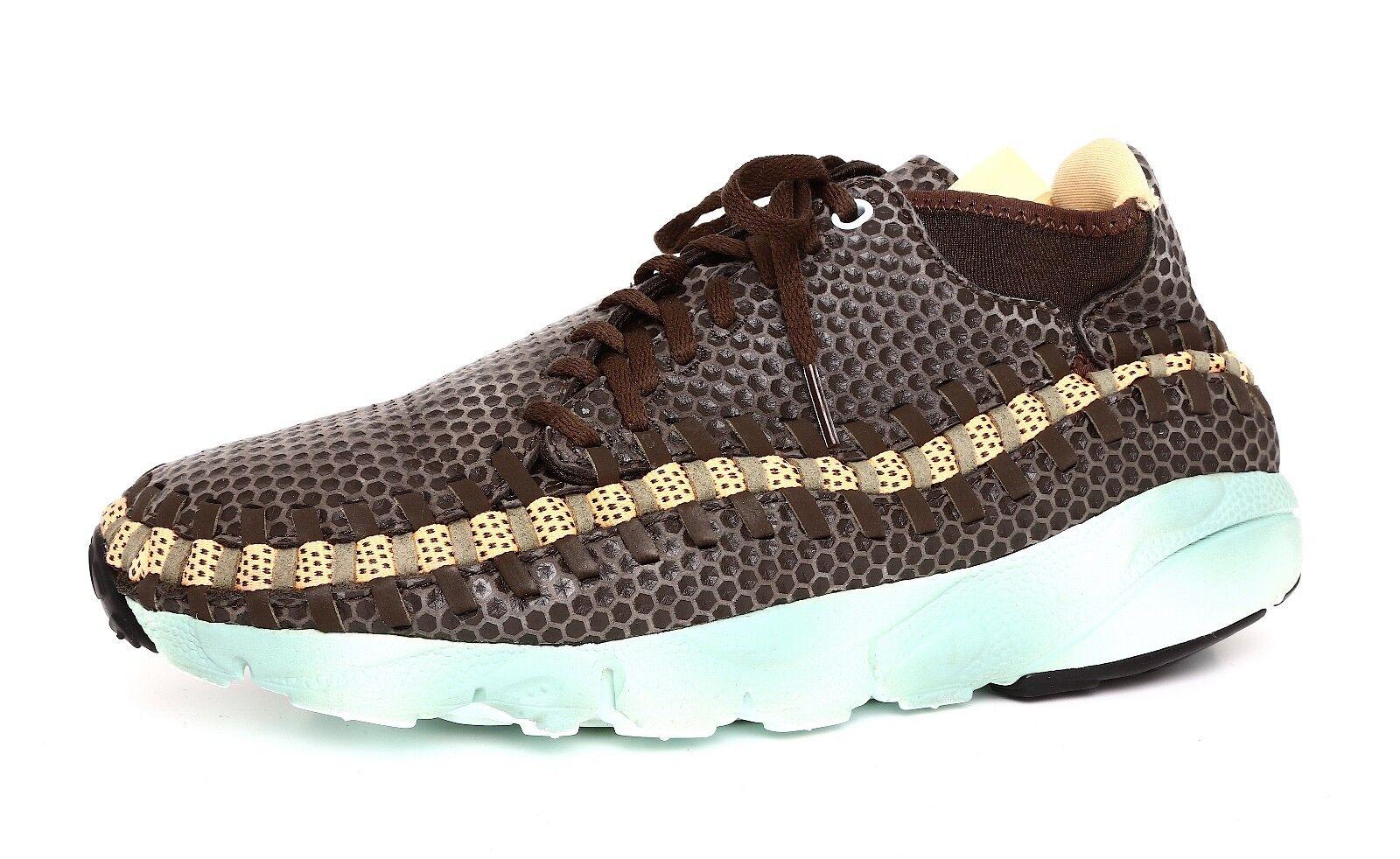Nike  spitzen spitzen  bis braune Turnschuhe sz 10 2.485 93f412