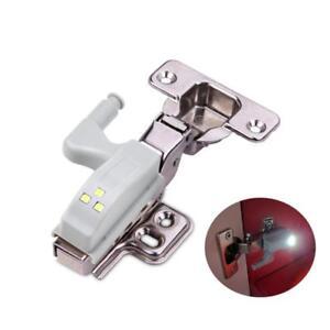 1-Stuecke-Schrank-Schrank-Schranktuer-Innenscharnier-LED-Sensor-Licht-Lampe-E-V4N1