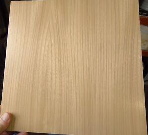 Details about Sen Elm prefinished wood veneer panel 12
