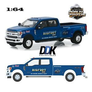 GREENLIGHT-46020E-2019-FORD-F-350-BIGFOOT-DUALLY-PICKUP-TRUCK-DIECAST-1-64