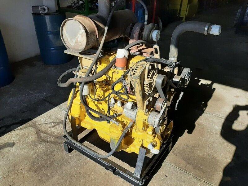 John Deere 4045 T Engine