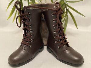 1//3 bjd 70-80cm Iplehouse EID HID Doll Brown Huge Size short Boots S-106XL