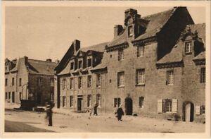 CPA LOCRONAN - Belles maisons bourgeoises (143192)