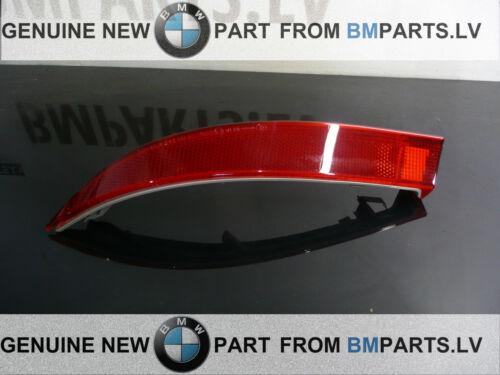 NEW GENUINE BMW X5 E70 LCI 2010-2013 REAR BUMPER RIGHT REFLECTOR 63147240998