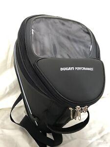 GENUINE-DUCATI-MONSTER-696-796-1100-TOURING-TANK-BAG-UP-TO-14L-96767109B