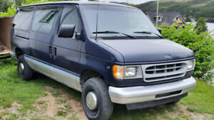 Ford Econoline F350 full size van for sale