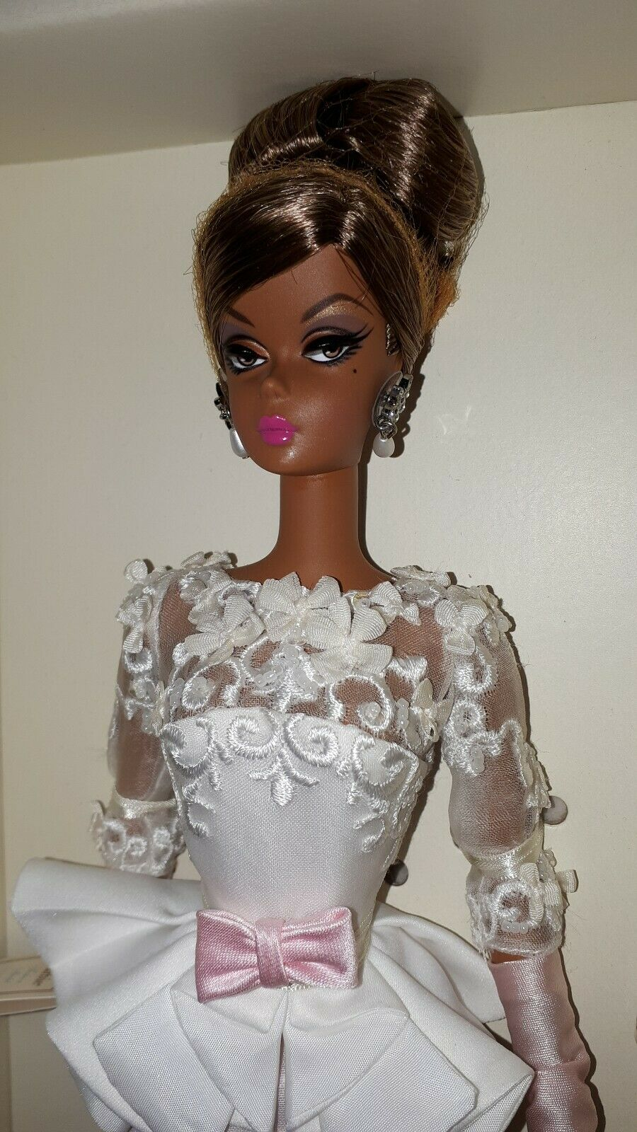 Barbie  silkstone Evening Gown NRFB collezione