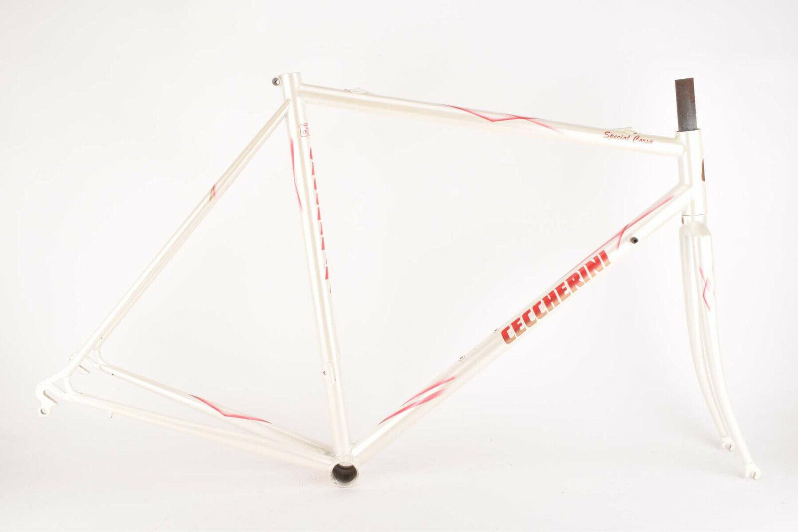 NOS Ceccherini Special Corsa frame 55 cm (c-t)   52.5 cm (c-c) Columbus