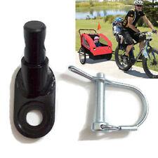 Steel Bike Towbar Drawbar Baby Pet Sundries Bicycle Trailer Hitch Coupler Parts