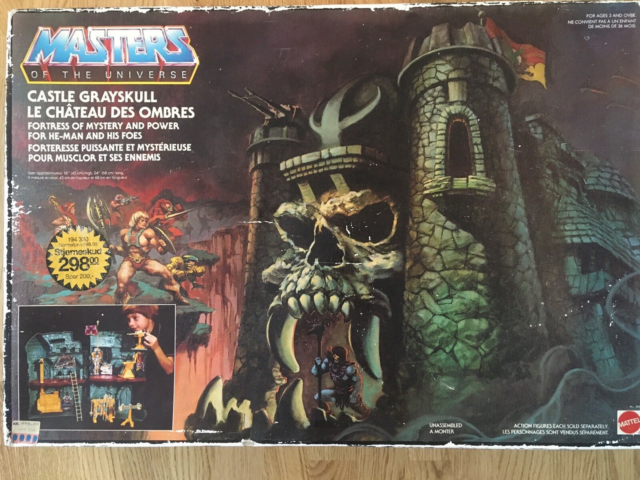 Samlefigurer, Mattel, Har det ultimative He-Man klenodie -…