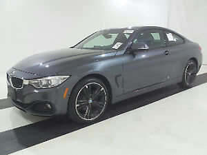 2017 BMW Série 4 CLEAN CARFAX | NAVI | CAM | 4 NEW SNOW TIRES* |