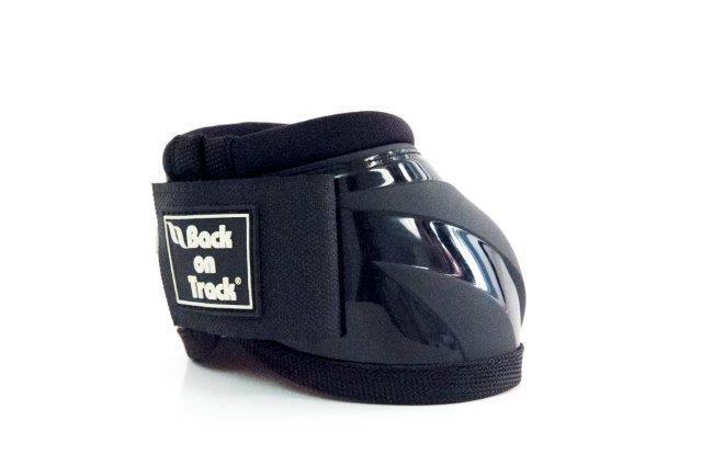 BACK on Track Bell stivali hufglocken Performance Nero Taglia S-XL