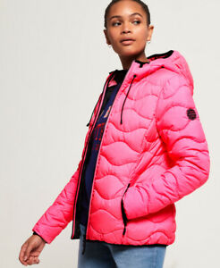 Superdry Womens Astrae Quilt Padded Jacket