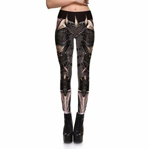 WoW-World-of-Warcraft-Hunter-Skull-Detailed-Quality-Cosplay-Armor-Leggings-Orc