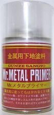 Mr Hobby Metal Primer 100ml Spray B504 Gunze GSI Creos Paint Primer Tool Supply