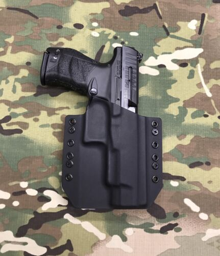 """Black Kydex Holster Walther PPQ M2 5/"""""""