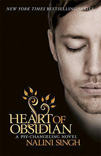 1 of 1 - Heart of Obsidian: A Psy-Changeling Novel (PSY-CHANGELING SERIES) by Singh, Nali