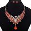 Fashion-Elegant-Women-Rhinestone-Crystal-Choker-Bib-Statement-Pendant-Necklace thumbnail 48