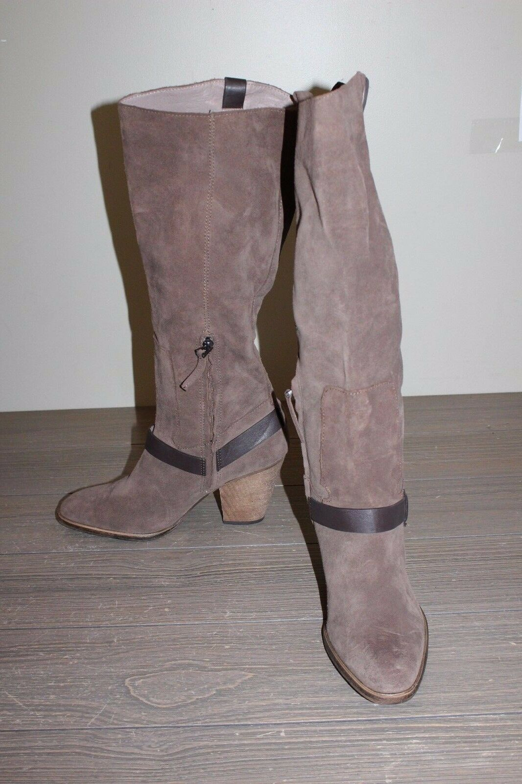 Dolce Vita Cliff Over the Knee Boots-Women's size 11 Brown
