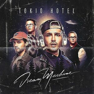 Tokio Hotel-DREAM MACHINE VINILE LP NUOVO