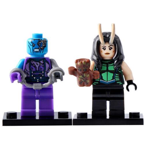 LEGO 76081 Marvel Super Heroes Guardians of the Galaxy Nebula+Mantis Minifigure
