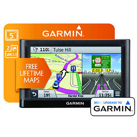 Garmin-DriveSmart-50LM-Sat-Nav-UK-amp-Ireland-Maps-GorillaSpoke-for-Garmin
