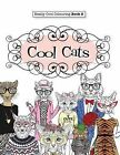 Really Cool Colouring Book 2: Cool Cats by Elizabeth James (Paperback / softback, 2015)