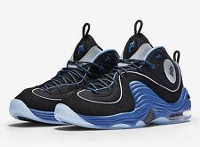 Nike Air Penny II 2 Black/Varsity Blue-Varsity Blue Men's Size 7.5 (333886 005)
