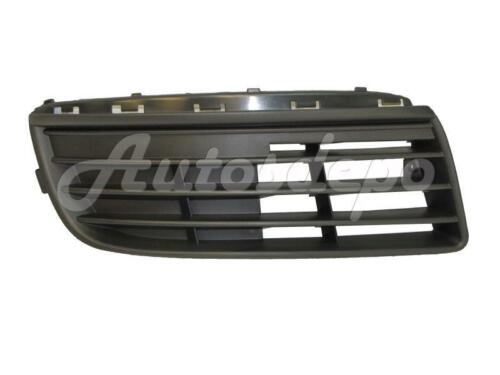 FOR 05 06 07 08 09 JETTA FRONT BUMPER GRILLE /& MOLDING RH