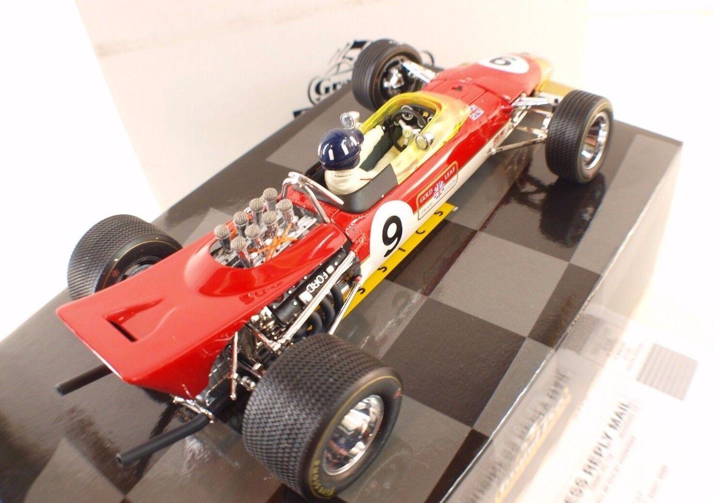 EXOTO EXOTO EXOTO USA LOTUS-FORD Type 49B Grand Prix Classics  18 RARE magnifique 86c590